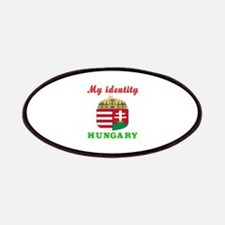 My Identity Hungary Patches