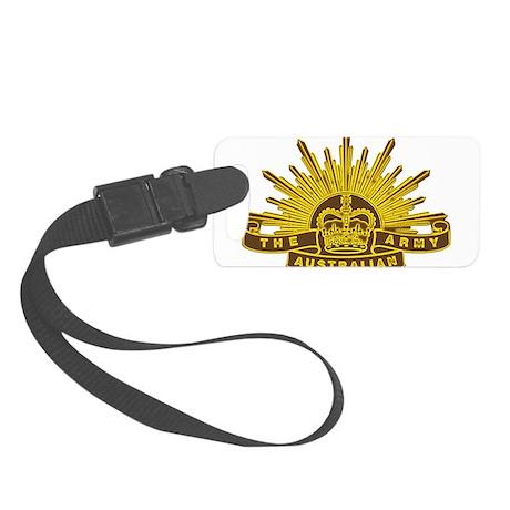Australian Army badge e7 Luggage Tag