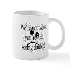 Seeing Double Mug