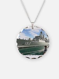 HMAS Warramunga Necklace