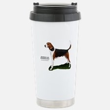 American Foxhound Stainless Steel Travel Mug
