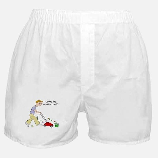 Weeds Boxer Shorts