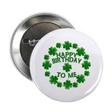 St patricks day birthday Single
