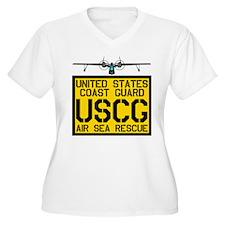 USCG PBM Plus Size T-Shirt