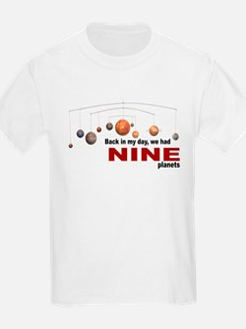 Nine planets T-Shirt