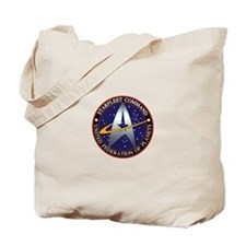 Starfleet Command Logo Tote Bag