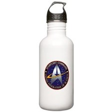 Starfleet Command Logo Water Bottle