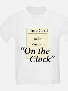 On The Clock T-Shirt