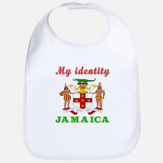 My Identity Jamaica Bib