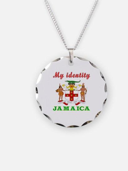 My Identity Jamaica Necklace