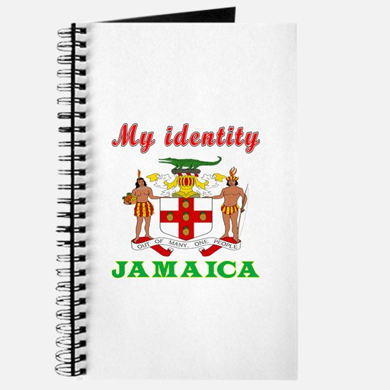 My Identity Jamaica Journal