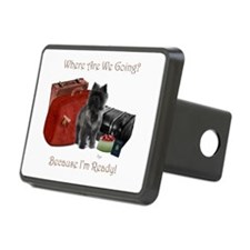 Cairn Terrier Traveler Hitch Cover