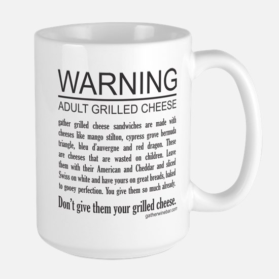 Don't give them your grilled cheese Mug
