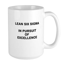 Lean six sigma Mugs