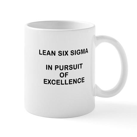 Lean six sigma Mugs