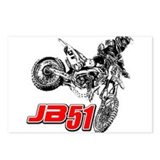 JB51bike Postcards (Package of 8)