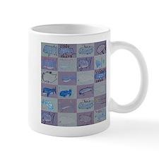 whale shark 1st grade art Mug