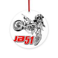 JB51bike Ornament (Round)