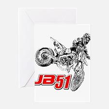 JB51bike Greeting Card