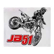 JB51bike Throw Blanket