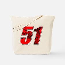 JBnumber51bikeinsert Tote Bag
