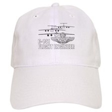 C-141 Flight Engineer.png Baseball Baseball Cap