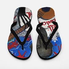 Robert Johnson Flip Flops
