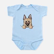 Pocket Guard Infant Bodysuit