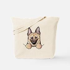 Pocket Guard Tote Bag