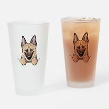 Pocket Guard Drinking Glass