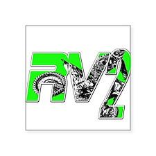 RV2bikeinsert Sticker