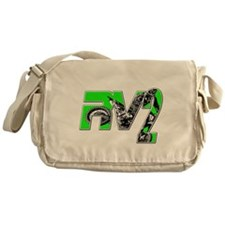 RV2bikeinsert Messenger Bag