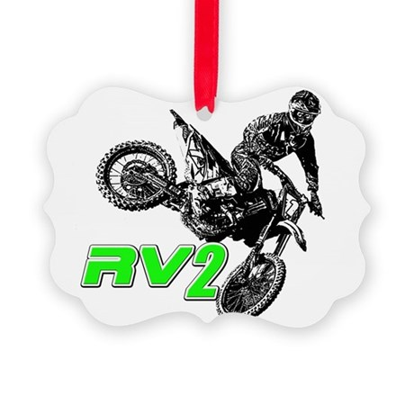 RV2bike2 Ornament