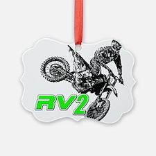 RV2bike2 Ornament