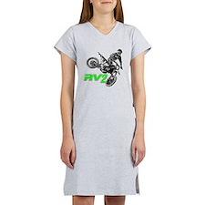 RV2bike2 Women's Nightshirt