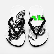 RV2bike2 Flip Flops