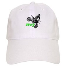 RV2bike2 Baseball Baseball Cap