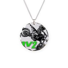 RV2bike2 Necklace