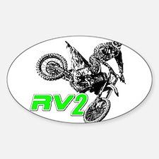 RV2bike2 Decal