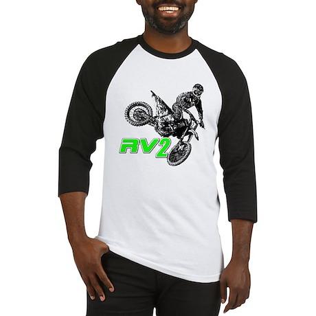 RV2bike2 Baseball Jersey