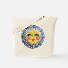 Sun face - Spring Tote Bag
