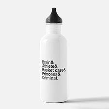 Breakfast Club Ampersand Water Bottle