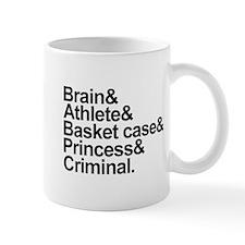 Breakfast Club Ampersand Mug