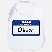 Hello: Oliver Bib
