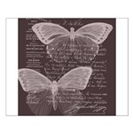 French Butterflies Wine Posters