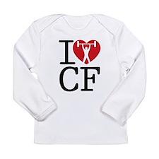 I Love CF Long Sleeve T-Shirt