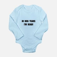 Dog Years Body Suit