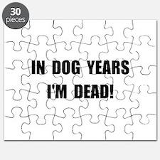 Dog Years Puzzle