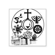Interfaith Logo Sticker