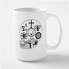 Interfaith Logo Mug